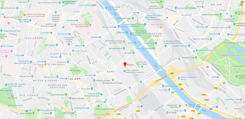 map Charcot